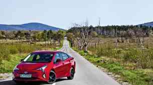 Toyota Prius 1.8 VVT-i Hybrid Sol