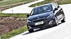 Peugeot 308 SW Allure 1.6 BlueHDi 120 EAT6 Stop&Start Euro 6