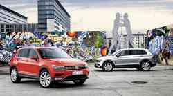 Volkswagen Tiguan: Boljši, lepši in večji