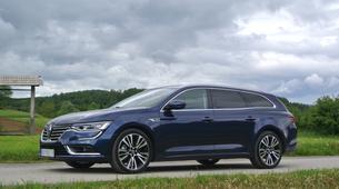 Novo v Sloveniji: Renault Talisman