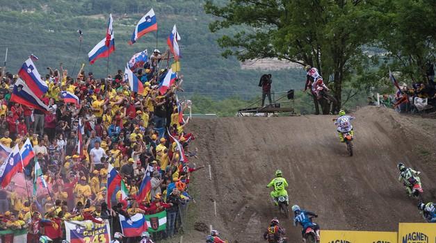 MXGP: Trentino - Gajser do novih stopničk (foto: AP)