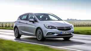 Opel Astra z novim najmočnejšim motorjem