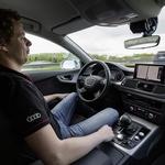 Audi napreduje pri razvoju avtonomnega avtomobila (foto: Audi)