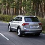 Novo v Sloveniji: Volkswagen Tiguan (foto: Tomaž Porekar; VW)