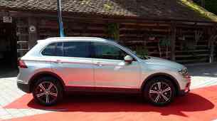 Novo v Sloveniji: Volkswagen Tiguan