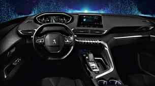 Predstavljamo: Peugeot i-Cockpit: Novo poglavje