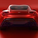 Aston Martin in Zagato s skupno študijo v Villi d'Este (foto: Aston Martin)