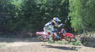 MX DP: Gajser najhitrejši tudi na Goričkem