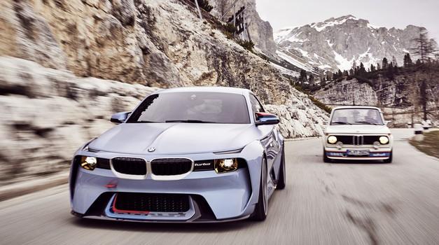 Spomin na BMW 2002 Turbo (foto: BMW)