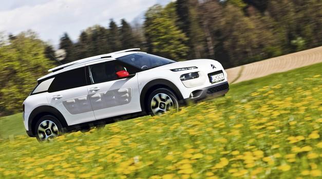 Citroën C4 Cactus 1.2 PureTech 82 BVM 'Gospodična' (foto: Saša Kapetanovič)