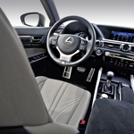 Lexus GS F Luxury (foto:  Saša Kapetanovič)