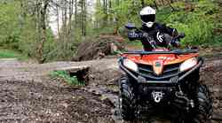 Test: CFMoto CForce 450