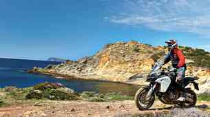 Vozili smo: Ducati Multistrada 1200 Enduro
