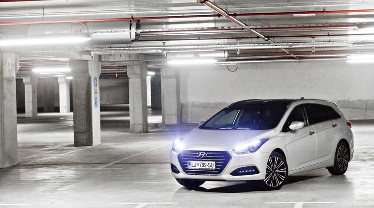 Hyundai i40 Wagon 1.7 CRDi HP Impression (foto: Saša Kapetanović)