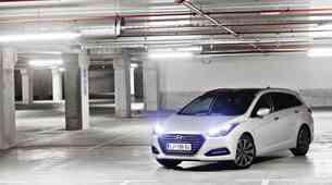 Hyundai i40 Wagon 1.7 CRDi HP Impression