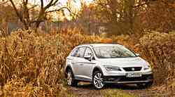 Seat Leon X-Perience 1.6 TDI (81 kW) 4WD Start-Stop