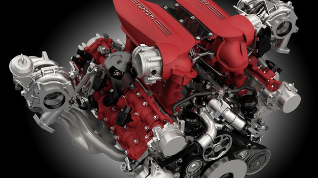Motor leta: Ferrari 3,9 Twin Turbo (foto: Ferrari)