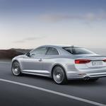 Novi Audi A5 Coupé uveden s spektakularno predstavo (foto: Audi)