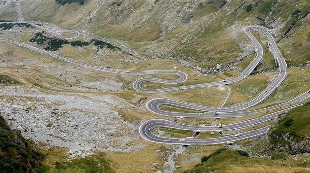 Vrhunske evropske ceste (foto: Ford)