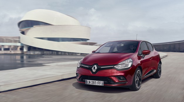 Novo v Sloveniji : Renault Clio: Spet doma (foto: Renault)
