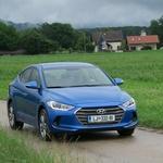 Novo v Sloveniji: Hyundai Elantra in Santa Fe (foto: Matija Janežič)
