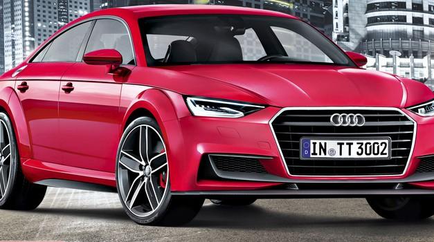 Razkrivamo: Audi A3 Sport Coupé (foto: Bojan Perko)