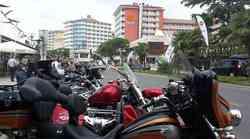 Na srečanju Harley-Davidson tudi z Jeepom