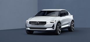 Predstavljamo: Volvo CMA in T5: Prestiž v nižjem razredu