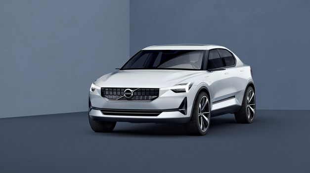Predstavljamo: Volvo CMA in T5: Prestiž v nižjem razredu (foto: Volvo)