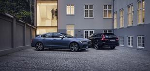 Volvo S90 in V90 v športni izvedbi R-Design