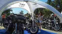 Na OMV Slovenija vam bodo brezplačno očistili motocikel