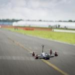 GT-R Drone, ki v le 1,3 sekunde doseže 100 kilometrov na uro (foto: Nissan)