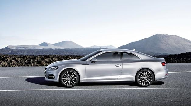 Predstavljamo: Audi A5 Coupé: Športno eleganten (foto: Audi)