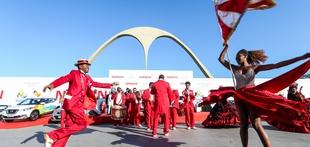 4.200 Nissanov na olimpijskih igrah v Riu