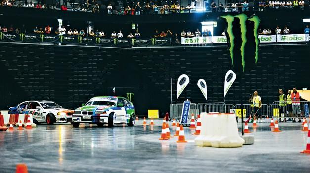 Drift: Dvoranski drift (foto: Klemen Humar)