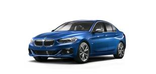 Limuzinski BMW serije 1 za Kitajsko
