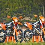 Vozili smo: KTM EXC 2017 (foto: Marco Campelli, Sebas Romero, KTM)