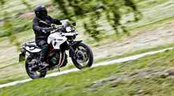 Moto test: BMW F 700GS