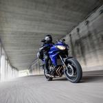 Prvi vtis: Yamaha Tracer 700 (foto: Yamaha)