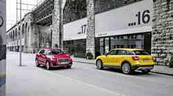 Audi Q2: Premijsko mladosten