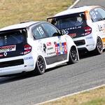 Reportaža: 4-urna dirka s pokalnim Renaultom Twingom: Na polno! (foto: Uroš Modlic)