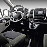 Renault Trafic Grand Passenger Energy dCi 145 Twin Turbo Dynamique (foto: Saša Kapetanovič)