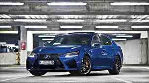 Lexus GS F Luxury