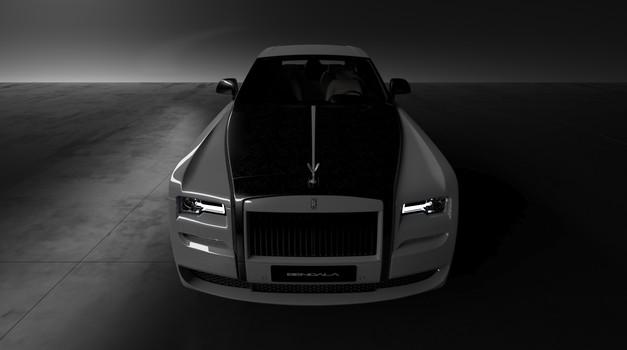 Karbonski dodatki za Rolls-Royce (foto: Rolls-Royce)