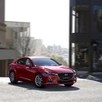 Mazda3 rahlo osvežena (foto: Mazda)