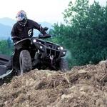 Moto test: Access Moto 650 4x4 EFI (foto: Boštjan Svetličič)