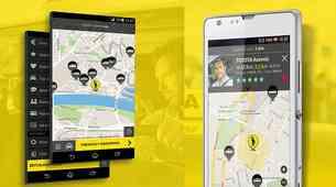 HOPIN TAXI – aplikacija za naročanje taksijev