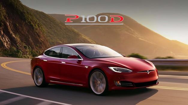 Tesla S je postala najhitrejša serijska limuzina na svetu (foto: Tesla Motors)