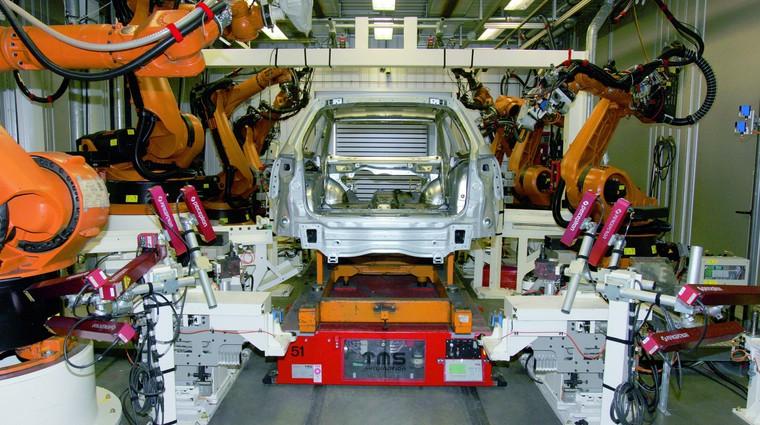 Volkswagen nadaljuje proizvodnjo (foto: Volkswagen)