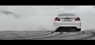 Akrapovič posnel video s predstavitvijo izpušnega sistema za BMW M2